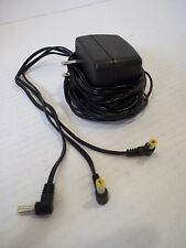 Lemax power Adapter Christmas Halloween Village new 4.5V 3 outputs #c796