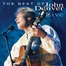 JOHN DENVER - The Best of John Denver Live (In Concert) CD