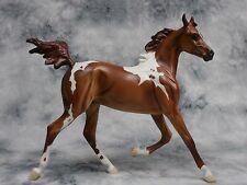 Peter Stone * Miss Missy * Paint Pinto Arabian Yearling Traditional Model Horse