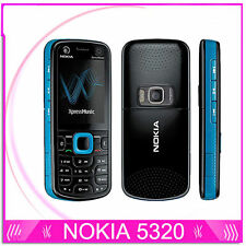 Original Nokia 5320 XpressMusic Unlocked Mobile Phone MP3 3G For Kids Students