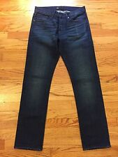 3X1 Scott Morrison RRL G-star Scotch & Soda Nudie Slim Fit Selvage Jeans 29 X 30