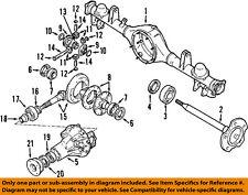 SUZUKI OEM 02-06 XL-7 Rear-Axle Shafts 4421052811