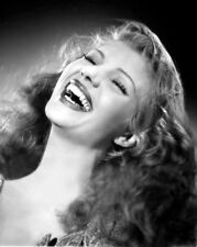 RITA HAYWORTH RARE 8x10 PHOTO RH22