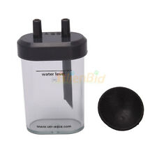 High Quality Mini CO2 Bubble Counter Diffuser Plant Aquarium Tank +Rubber sucker