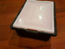 Lego storage box case bin for NXT EV3 Mindstorms technic pieces parts