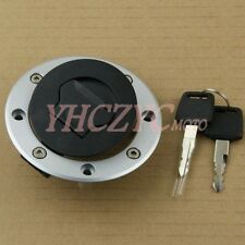 Fuel Gas Tank Cap Keys for Suzuki GSXR600 96-02 750 88-02 1000 01-02 1100 90-96