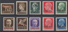 Italy occupation Montenegro 1941 MNH **