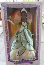 "Disney Limited Edition Tiana ""The Princess and the Frog"" 17"" Tiana Doll SOLD OUT"