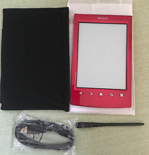Used SONY e-book reader Wi-Fi Model PRS-T2 / RC Japanese Only With Tracking