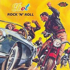 Dot Rock 'N' Roll by Various Artists (CD, Nov-1996, Ace (Label))