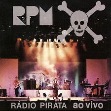 Radio Pirata: Ao Vivo by RPM (CD, Sep-2002, Sony)