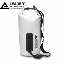 New 5L White Waterproof Pouch Dry Bag for Kayaking Canoeing Rafting Kayaking