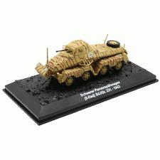 RARE ALTAYA 1/72 DIECAST WW2 GERMAN Schwerer Panzerspahwagen (8-Rad) Sd.Kfz.231