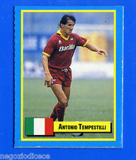 TOP MICRO CARDS - Vallardi 1989 - Figurina-Sticker - TEMPESTILLI - ROMA