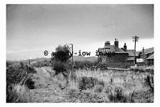 bb0693 - Broughton in Furness Railway Station remains 1961 Cumbria - photograph