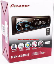 PIONEER MVH-X380BT Digital Media Receiver AUX USB EQ Bluetooth iPhone Android