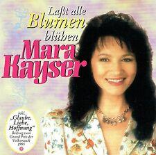 (CD) Mara Kayser - Lasst Alle Blumen Blühen - Glaube, Liebe, Hoffnung, u.a.