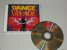 DANCE DECADE DANCE HITS OF THE 80 'S CD MIT SOFT CELL COMMUNARDS BRONSKI BEAT ..