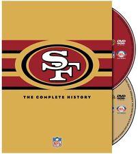 NFL History of the San Francisco 49ers [DVD] NEU