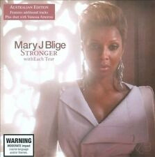 Blige, Mary J, Stronger With Each Tear, New Import