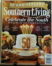 Southern Living 50th Annv Double Iss. Feb 2017 (not 2016) FREE Priority SHIPPING