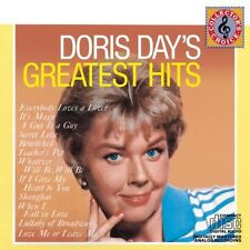 Greatest Hits - Doris Day (1987, CD NIEUW)