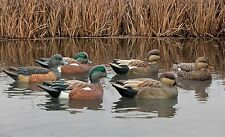 Avian-X Top Flight Central Flyway Pack Duck Decoys Floating Waterfowl New!!