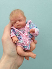 OOAK handsculpted polymer clay**  Baby Nikki ** by Phil Donnelly
