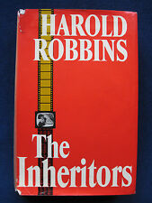 THE INHERITORS - SIGNED by HAROLD ROBBINS in Year of Publication - First Edition