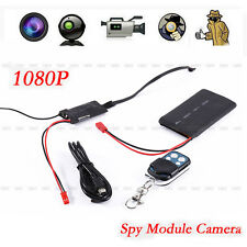 New HD DIY Module SPY Hidden Camera Video Micro  DVR Motion Remote Control 1080P