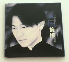 Andy Lau  RARE  3  Song  CD  Single   Deluxe Packaging  Japanese / Cantonese