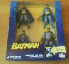 DC Universe Batman Through The Ages Action Figure Box Set