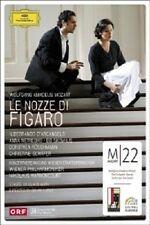 "A. NETREBKO/RÖSCHMANN ""LE NOZZE DI FIGARO"" 2 DVD NEU"