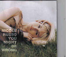 Nicole Russo-You Might Be Wrong cd single