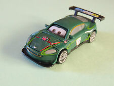 Nigel Gearsley Voiture de course race WGP Cars 2 Disney Pixar Mattel Plastique
