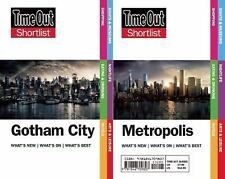 Time Out Shortlist: Time Out Shortlist Gotham and Metropolis : (Superman vs...