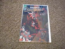 Images of Shadowhawk #1,2, 3 Complete Mini Series (1993) Image Comics NM/MT