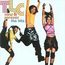 Now & Forever: The Hits [Bonus DVD] by TLC (CD, Nov-2003, 2 Discs, LaFace)