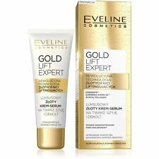 Eveline Cosmetics 24K Gold Lift Expert Luxurious Eye Cream SPF 8 15 ml