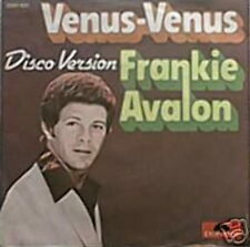 FRANKIE AVALON 45 TOURS GERMANY VENUS-VENUS (DISCO) (2)