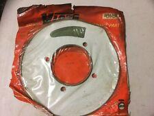 Genuine Victa 18 Muffler Plate and Gasket Set. In packaging
