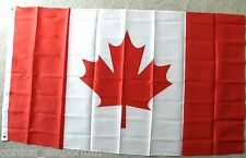 CANADA POLYESTER CANADIAN INTERNATIONAL COUNTRY FLAG 3 X 5 FEET