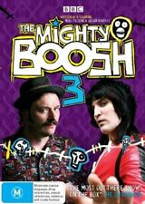 The Mighty Boosh 3 Region 4 2-Disc Set BBC DVD VG+ Condition