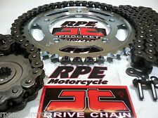 New JT 525 X1R   KAWASAKI ZX636 '03/04 QUICK ACCELERATION CHAIN AND SPROCKET KIT