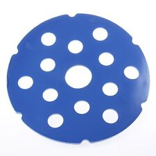 "Twin Tub Spin Dryer Mat for Hotpoint Twin Tub Washing Machines (Blue, 23cm / 9"")"