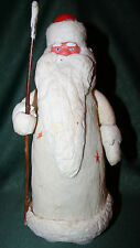 1960s Vintage SANTA CLAUS Russian Ded Moroz Christmas New Year Figure Doll USSR