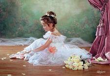 ! nuevo! Castorland pacífica bailarina por Lisa Jane nostálgico Rompecabezas De 500 piezas