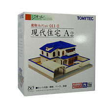 1/150 N scale TOMYTEC building 039 waterline set