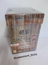 TOTAL WAR SHOGUN 2 COLLECTOR'S EDITION - PC - NUOVO SIGILLATO NEW