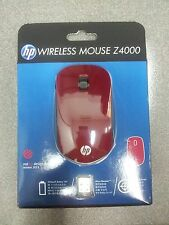 HP Wireless Mouse Z4000 (Red)